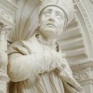 Un Docteur (Saint Anselme d'Aoste ?)