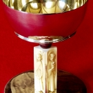 Chalice ; design and realization Fernand Py