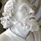 Un Apôtre (Saint Thomas?)