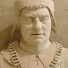 Le donateur (Jean d'Armagnac?)