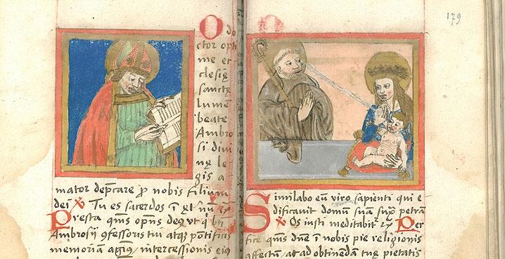 lectio manuscript
