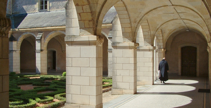 small cloister solesmes