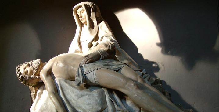 Pieta Solesmes