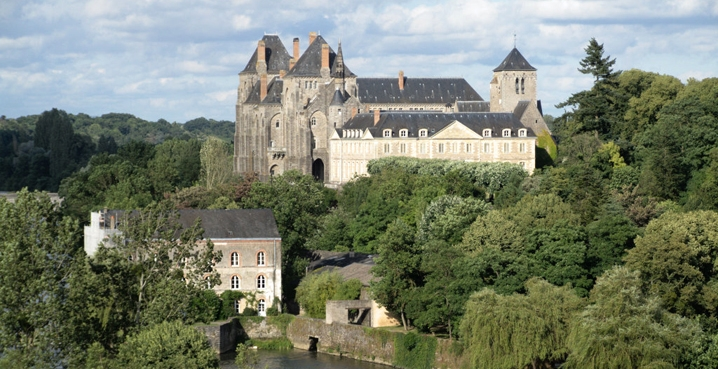 abbey solesmes