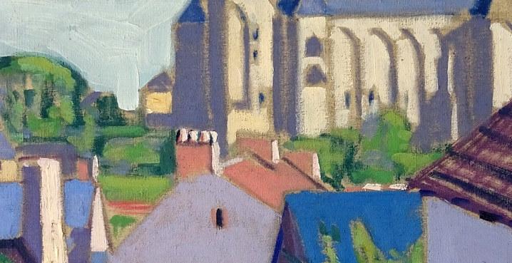 abbey of solesmes