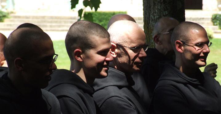 benedictine monks solesmes