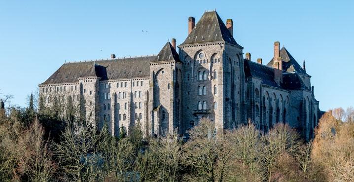 abbey of Solesmes XIXth