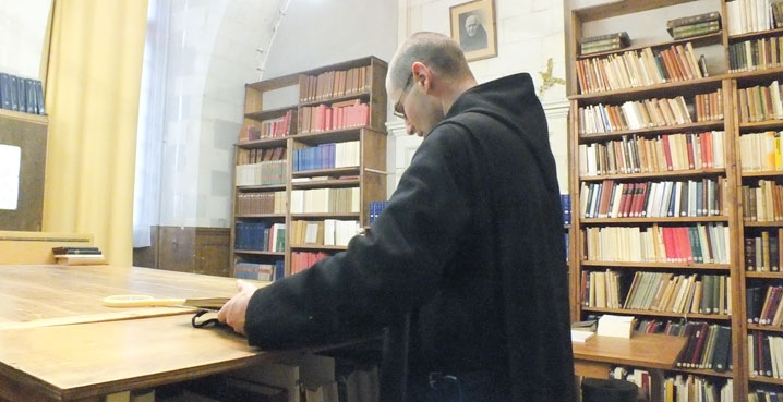 musical Palaeography Workshop Solesmes