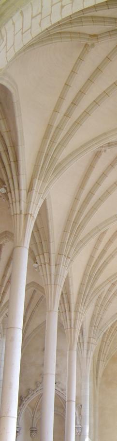 columns Solesmes