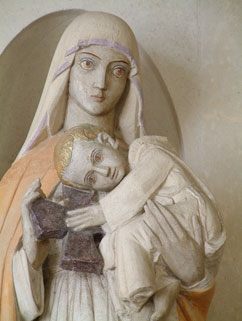 Our Lady of Galileo Solesmes
