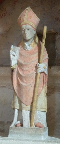 holy bishop solesmes