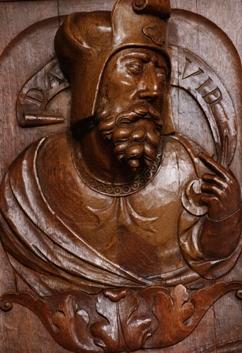 King David Solesmes
