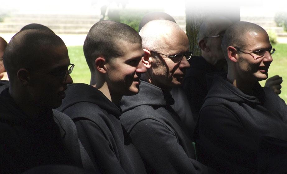 Être moine au XXIe siècle…